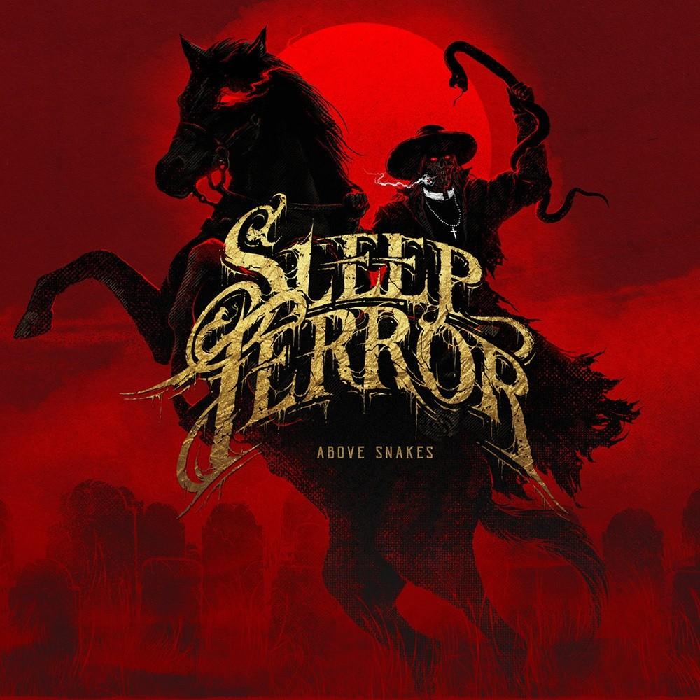 Sleep Terror - Above Snakes (2021) Cover