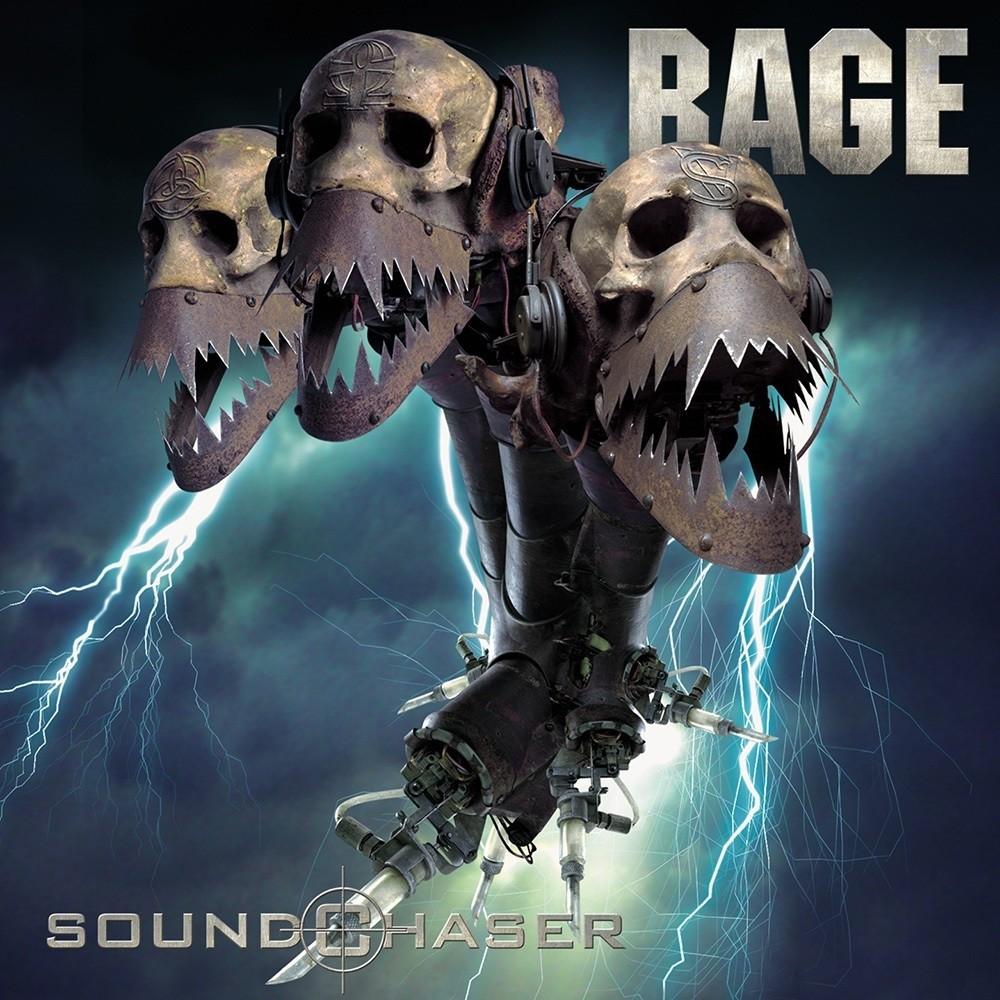 Rage - Soundchaser (2003) Cover