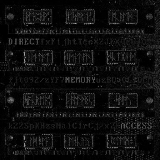 Master Boot Record - Direct Memory Access 2018