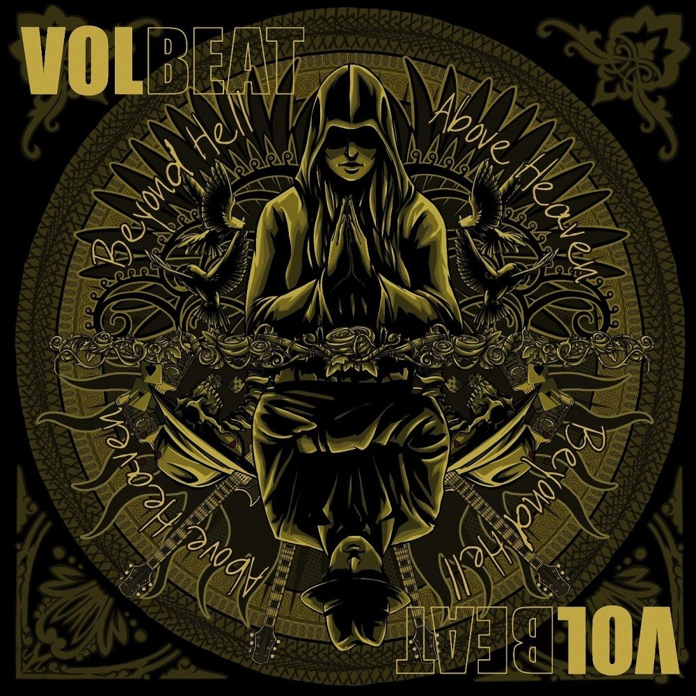 Volbeat - Beyond Hell / Above Heaven (2010) Cover