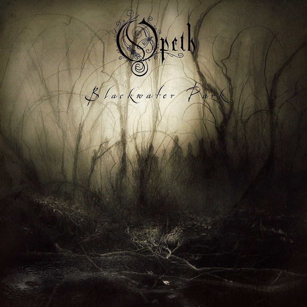 Opeth - Blackwater Park (2001) Cover