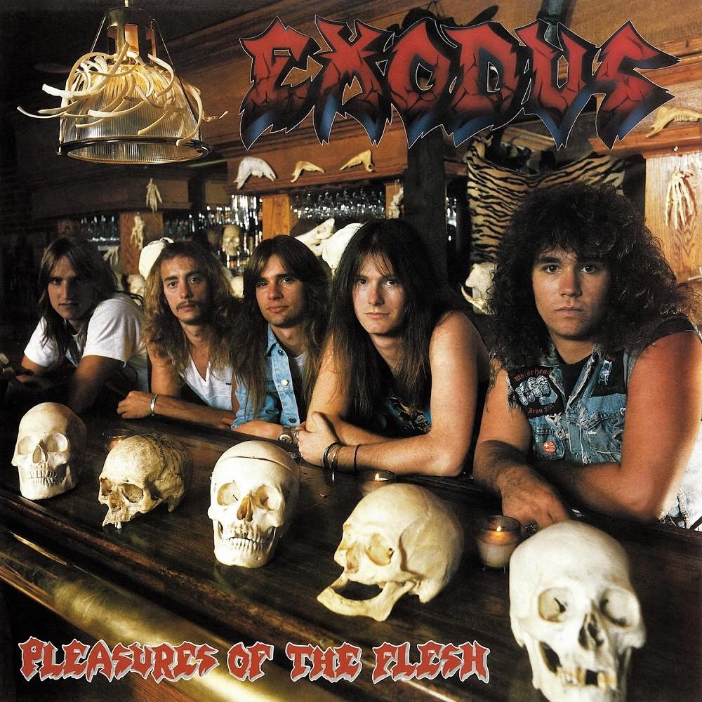 Exodus - Pleasures of the Flesh (1987) Cover