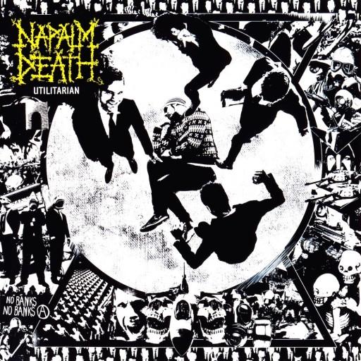 Napalm Death - Utilitarian 2012