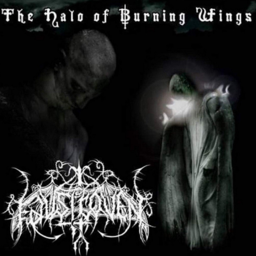 Faustcoven - The Halo of Burning Wings (2003) Cover