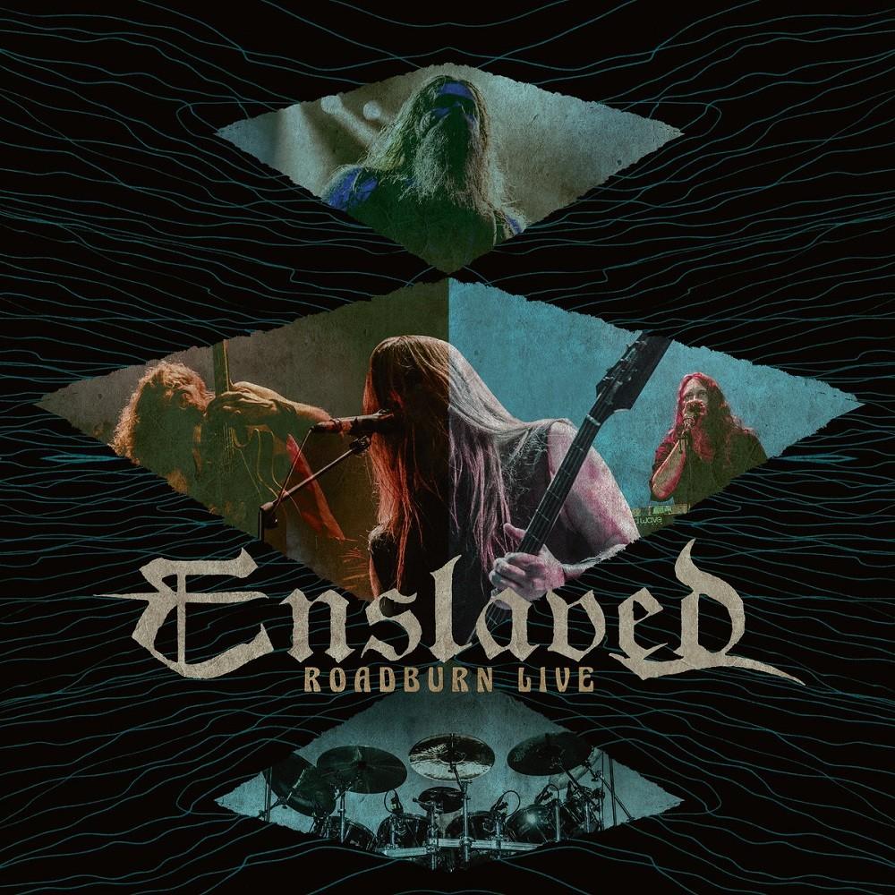 Enslaved - Roadburn Live (2017) Cover