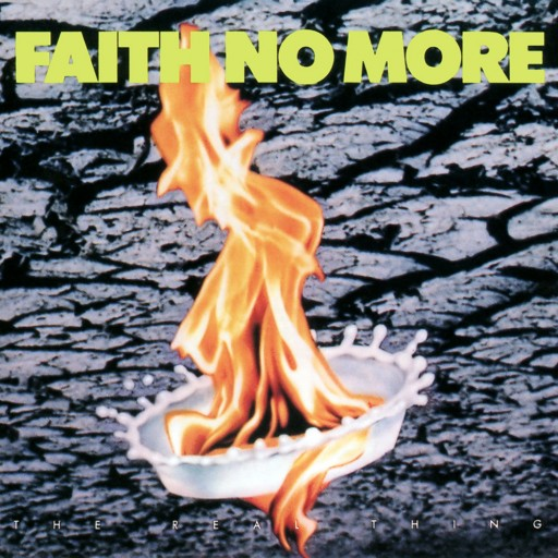 Faith No More - The Real Thing 1989