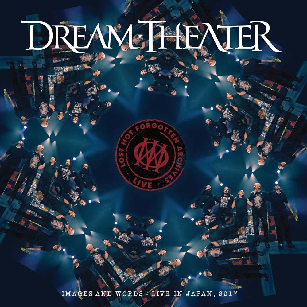 Dream Theater - Lost Not Forgotten Archives: Images and Words - Live in Japan, 2017