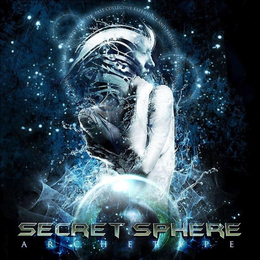 Secret Sphere - Archetype (2010) Cover