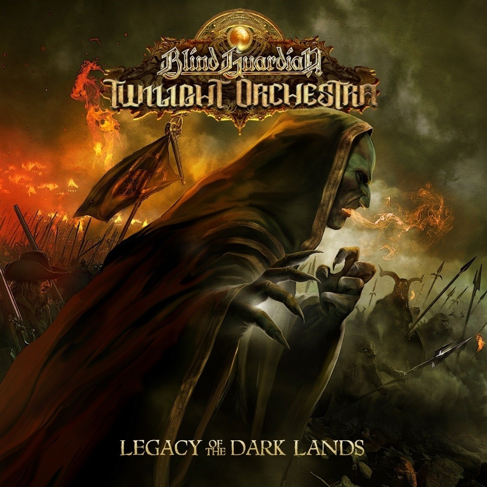 Blind Guardian - Legacy of the Dark Lands (2019) Cover