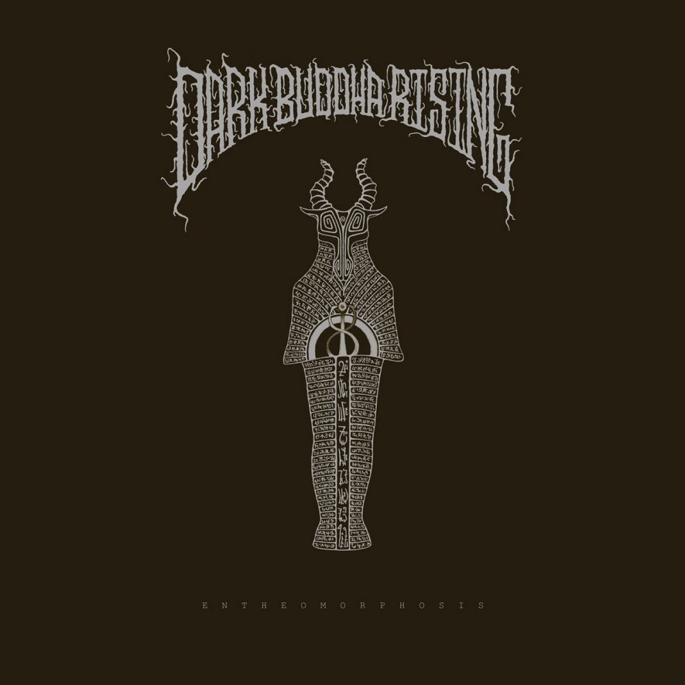 Dark Buddha Rising - Entheomorphosis (2009) Cover
