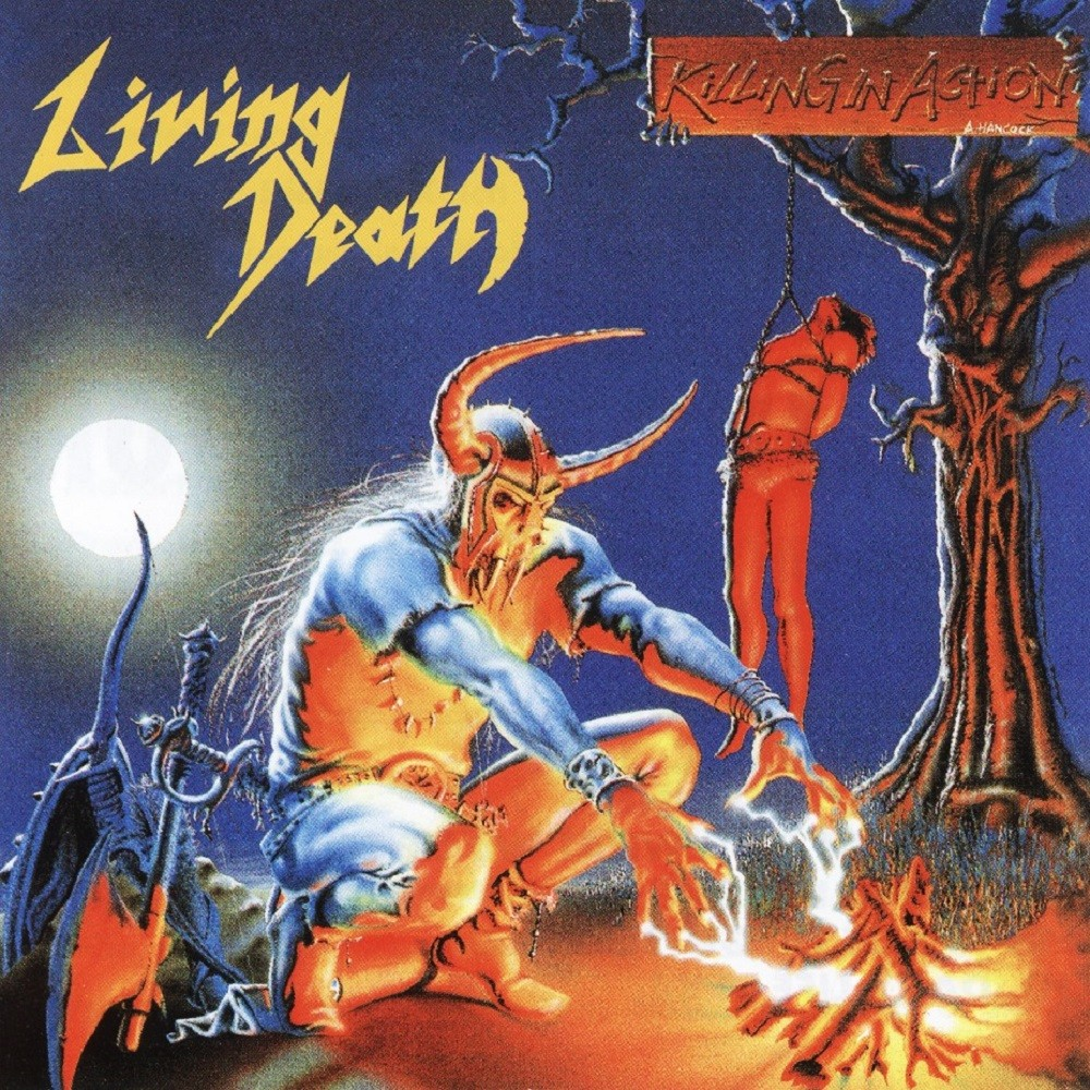 Living Death - Killing in Action (1991)   Metal Academy
