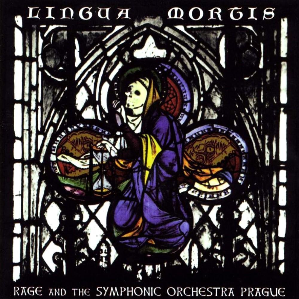 Rage - Lingua Mortis (1996) Cover