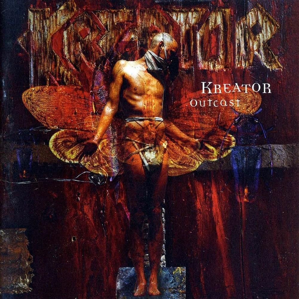 Kreator - Outcast (1997) Cover