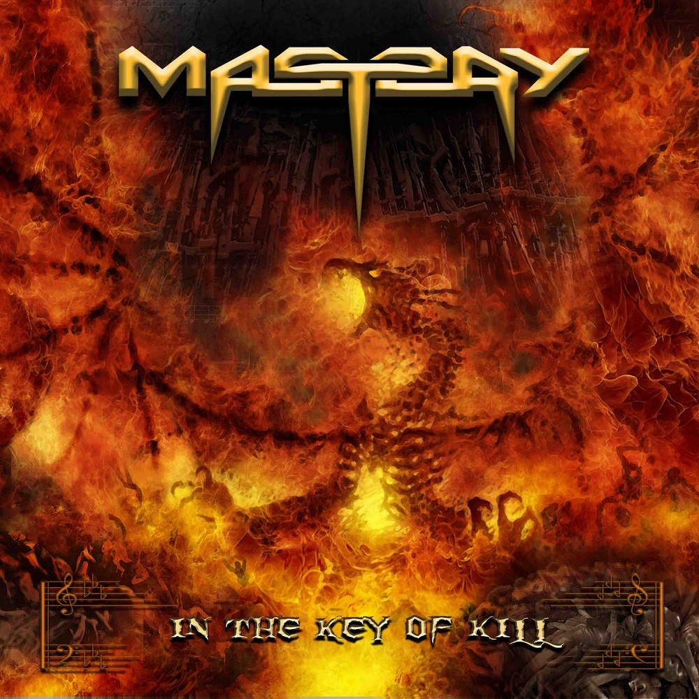 Mastery - In the Key of Kill (2012) Cover