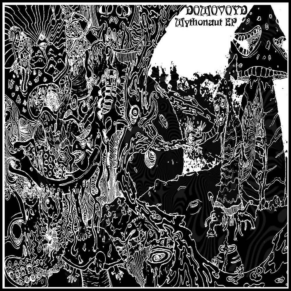 Domovoyd - Mythonaut EP (2011) Cover