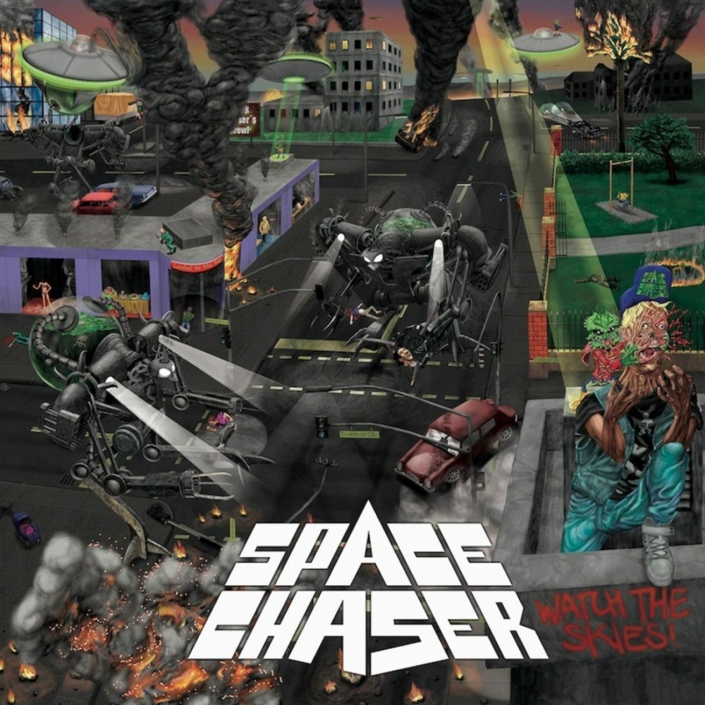 Space Chaser - Watch the Skies!