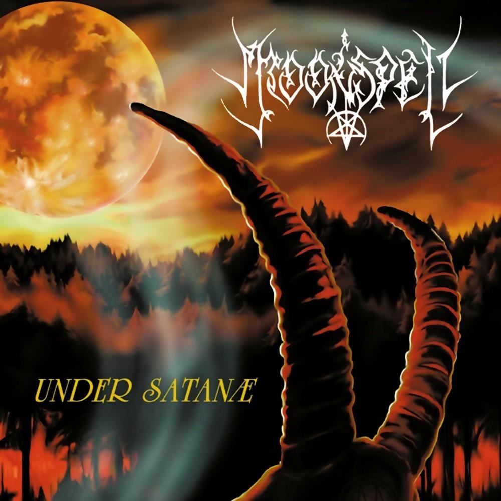 Moonspell - Under Satanæ (2007) Cover