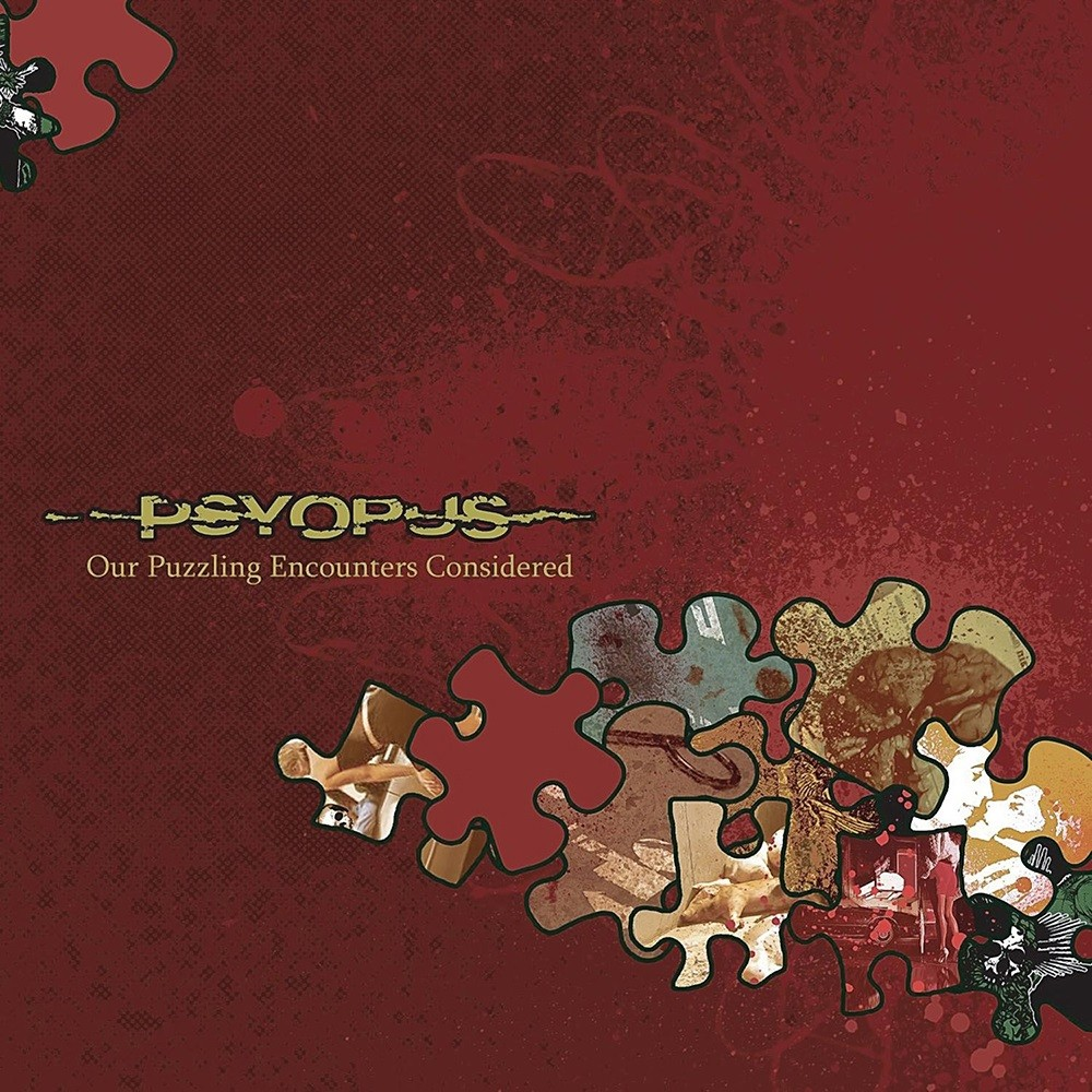 Psyopus - Our Puzzling Encounters Considered (2007) Cover