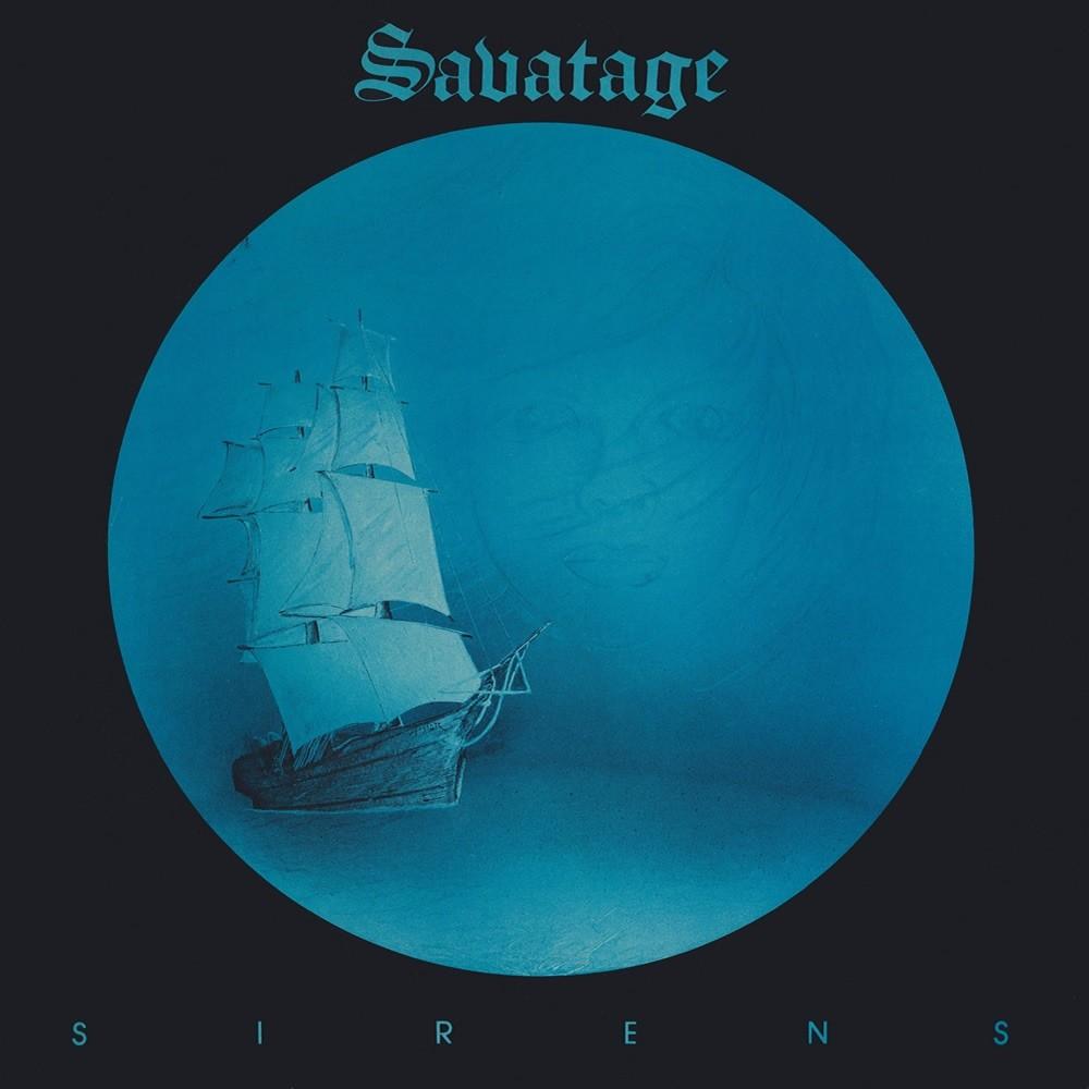 Savatage - Sirens (1983) Cover