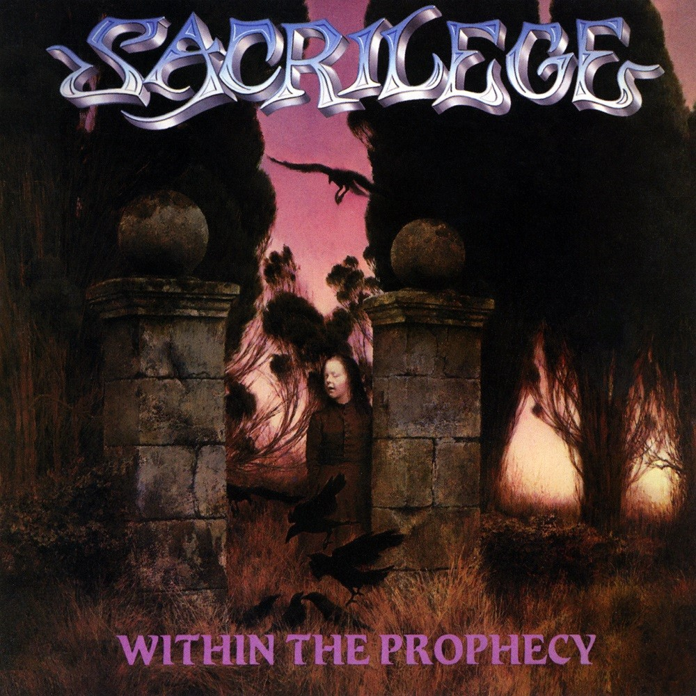 Sacrilege (GBR) - Within the Prophecy (1987) Cover