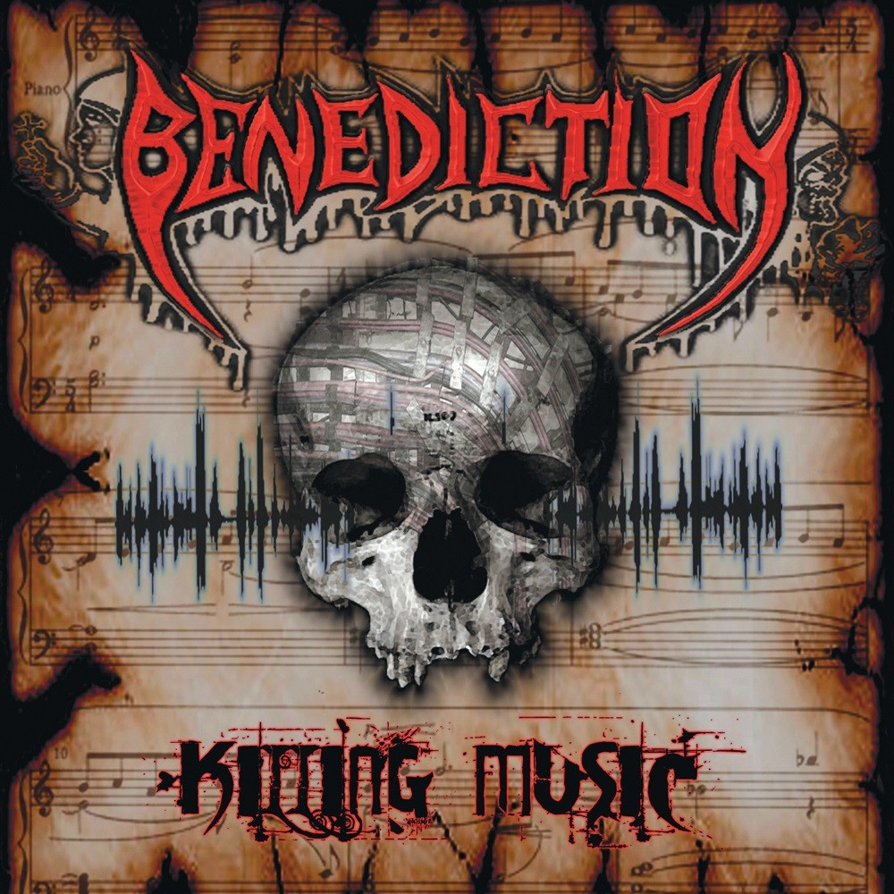 Benediction - Killing Music (2008) Cover
