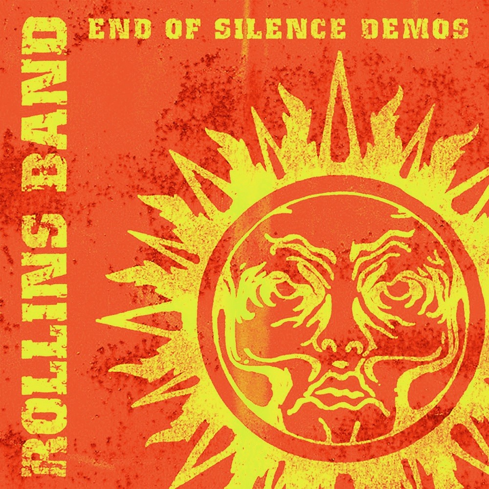 Rollins Band - End of Silence Demos (2002) Cover