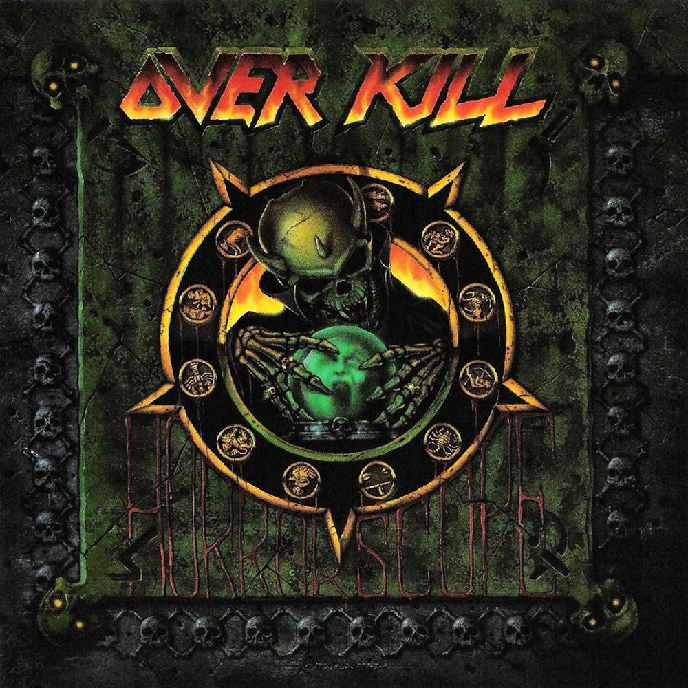 Overkill - Horrorscope (1991) Cover