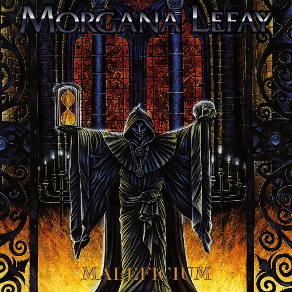 Morgana Lefay - Maleficium (1996) Cover