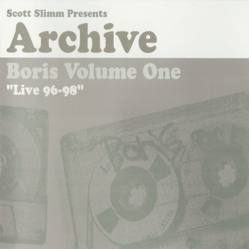 Archive Volume One - Live 96-98