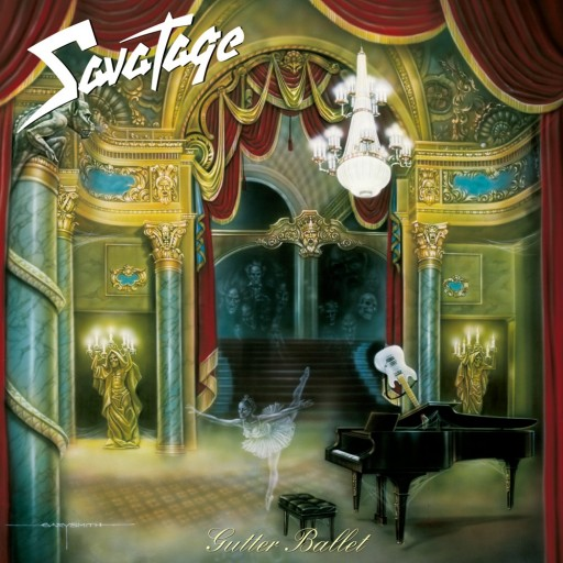 Savatage - Gutter Ballet 1989