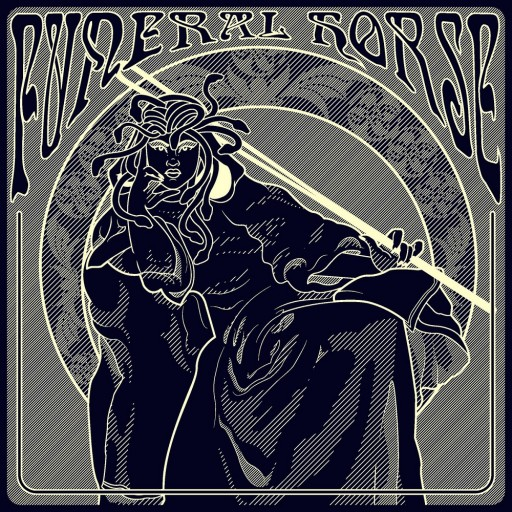Funeral Horse - Sinister Rites of the Master 2014