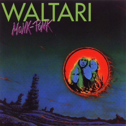 Waltari - Monk-Punk 1991