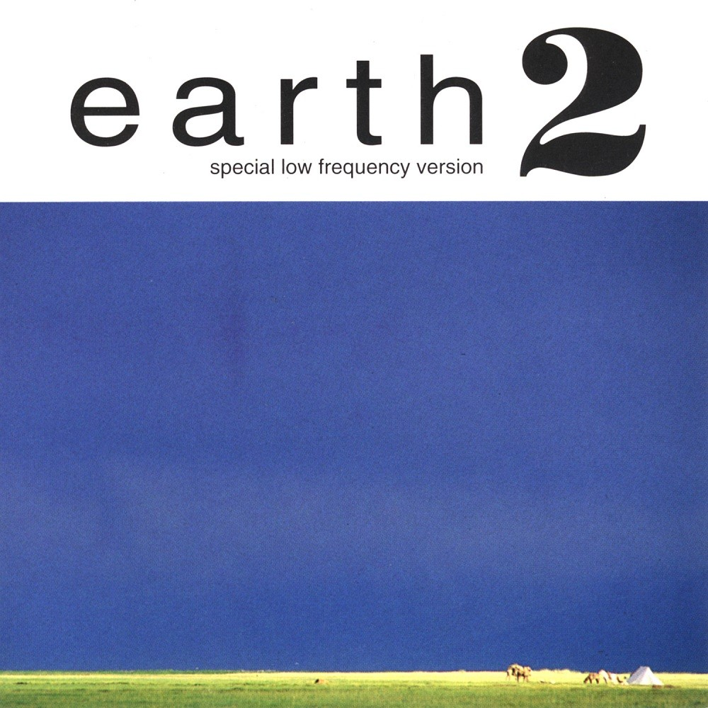 Earth - Earth 2: Special Low Frequency Version (1993) Cover